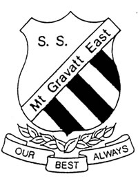 Mount Gravatt East State School Logo and Images