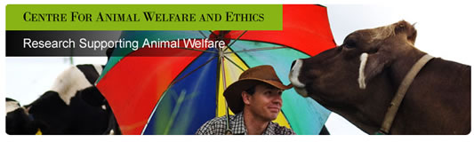 Centre for Animal Welfare and Ethics Logo and Images