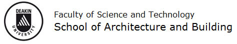 School of Architecture and Built Environment Logo and Images