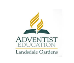 Landsdale Gardens Adventist School Logo and Images