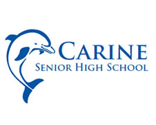 Carine Senior High School Logo and Images
