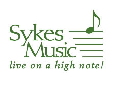 Sykes Music Logo and Images