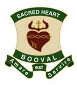 Sacred Heart Primary School Booval Logo and Images