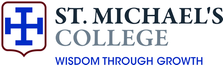 St Michael's College Caboolture Logo and Images