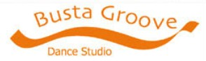 Busta Groove Dance Studio Logo and Images