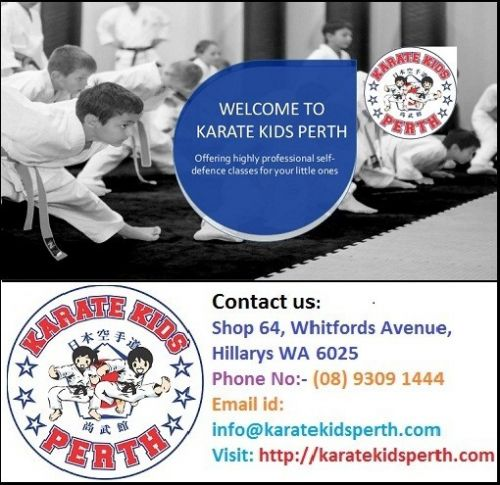 Karate Kids Perth