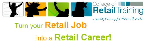 College of Retail Training Logo and Images