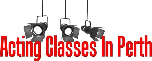 Acting Classes In Perth Logo and Images