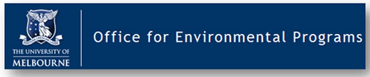 office for Environmental Programs Logo and Images