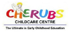 Cherubs Child Care Centre Logo and Images