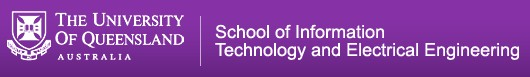 School of Information Technology and Electrical Engineering Logo and Images