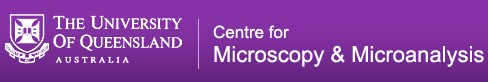 Centre for Microscopy and Microanalysis Logo and Images