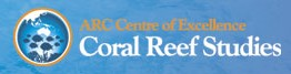 Arc Centre of Excellence for Coral Reef Studies Logo and Images
