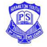 Hamilton South Public School Logo and Images