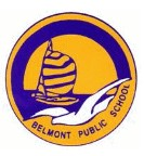Belmont Public School Logo and Images