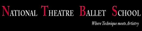 National Theatre Ballet School Logo and Images