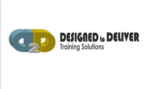 Designed To Deliver Training Solutions Logo and Images