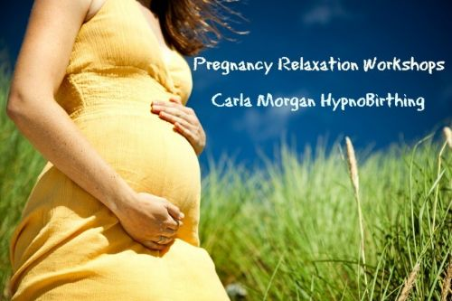 Carla Morgan - HypnoBirthing Practitioner Logo and Images