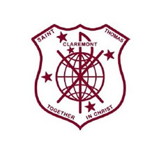 St Thomas' Catholic School Logo and Images