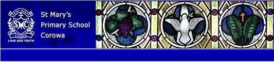 St Mary's School Corowa Logo and Images