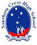 Southern Cross High School Logo and Images