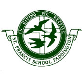 St Francis of Assisi Regional Primary School Logo and Images