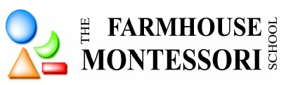 Farmhouse Montessori School Logo and Images
