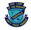 Our Lady of the Rosary Fairfield Logo and Images