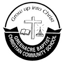 Greenacre Baptist Christian Community School Logo and Images