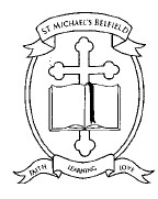 St Michael's Catholic Primary School Belfield Logo and Images