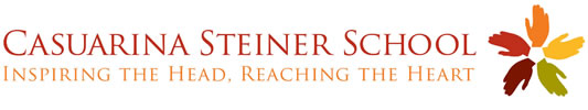 Casuarina Steiner School Logo and Images