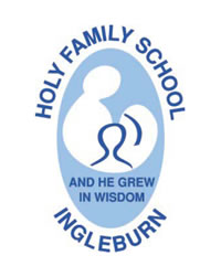 Holy Family Catholic Primary School Ingleburn Logo and Images