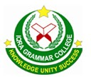 Iqra Grammar College Logo and Images