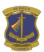 St Paul's Primary School Camden Logo and Images