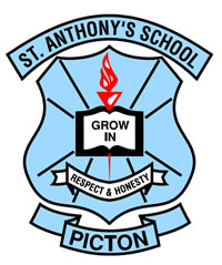 St Anthony's Catholic Primary School Picton Logo and Images