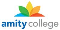 Amity College Logo and Images
