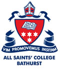 All Saints' College Bathurst Logo and Images