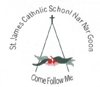 St James Primary School Nar Nar Goon Logo and Images