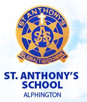 St Anthonys School Alphington Logo and Images