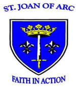 St Joan of Arc Brighton Logo and Images