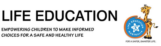 Life Education Victoria Logo and Images