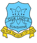 Our Ladys Catholic Primary School Sunshine Logo and Images