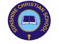 Sunshine Christian School Logo and Images