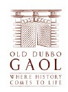 Old Dubbo Gaol Logo and Images