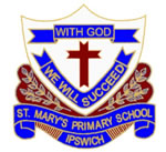 St Mary's Primary School Ipswich Logo and Images