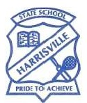 Harrisville State School Logo and Images