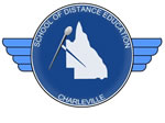 Charleville School of Distance Education Logo and Images