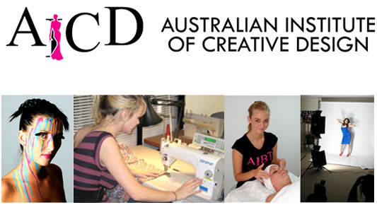 Australian Institute of Fashion Design Logo and Images