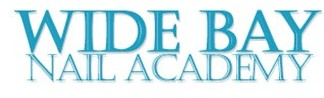 Wide Bay Nail Academy Logo and Images