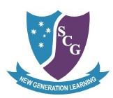 Southern Cross Grammar Logo and Images